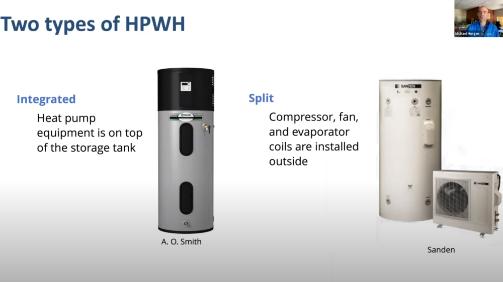 HPWH Screenshot