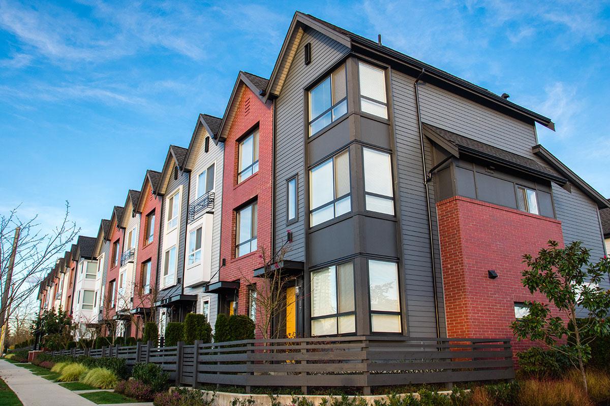 multifamily residences